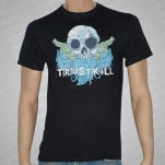 Trustkill Records Guns N Skull T-Shirt