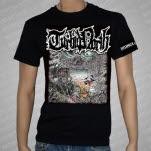 Turbid North Album Black T-Shirt