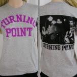 Turning Point Turning Point Live Shot Gray T-Shirt