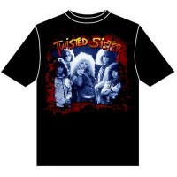 Twisted Sister I Wanna Rock T-Shirt
