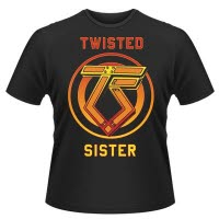 Twisted Sister You CanT Stop RockNRoll T-Shirt