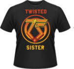 Twisted Sister You Can T Stop Rock N Roll T-Shirt