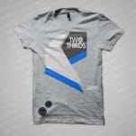 TwoThirds Art New Silver T-Shirt