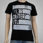 official Tyler Carter Blocks Black T-Shirt