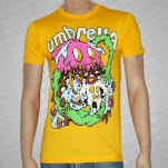 Umbrella Clothing Umbrella Creature Yellow T-Shirt