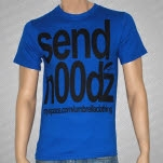 Umbrella Clothing nOOdz Royal Blue T-Shirt