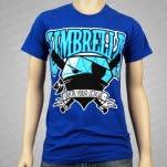 Umbrella Clothing Outta Your League Royal Blue T-Shirt