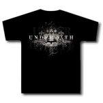 Underoath Fleur de Lis Black T-Shirt