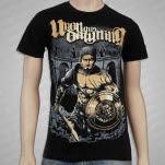 Upon This Dawning Gladiator Black T-Shirt