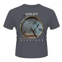official Uriah Heep Outsider T-Shirt