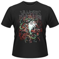 Vampires Everywhere Medusa T-Shirt