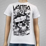 Vanna King White T-Shirt