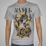 Vanna Lady Heather Gray T-Shirt