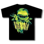 Vanna Shark Black T-Shirt