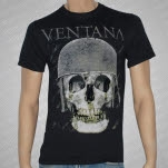 Ventana Army Skull Black T-Shirt