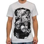 Venus Fallen American Cyborg T-Shirt