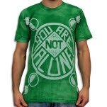 Venus Fallen Crop Circles T-Shirt