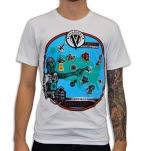 Venus Fallen Forecasting 2012 White T-Shirt