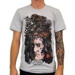 Venus Fallen Gravity v20 New Silver T-Shirt