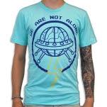 Venus Fallen Invasion v20 Light Aqua T-Shirt