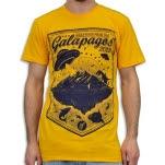 Venus Fallen Voyage Gold T-Shirt