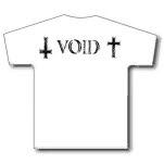 VOID Logo White T-Shirt
