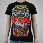 Volumes Aztec Black T-Shirt