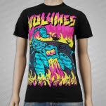 Volumes Scorpion Black T-Shirt