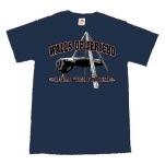 Walls Of Jericho Detroit Fist T-Shirt