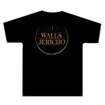 Walls Of Jericho Ring T-Shirt