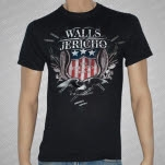 Walls Of Jericho The American Dream Black T-Shirt