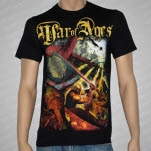 War Of Ages Arise And Conquer Black T-Shirt