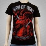 War Of Ages Betrayal Black T-Shirt