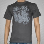 War Of Ages Charcoal Gray T-Shirt