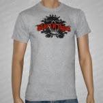 War Of Ages Crest Gray T-Shirt