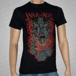 War Of Ages Dragonheart Black T-Shirt