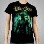 War Of Ages Fire Tomb Black T-Shirt