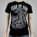 War Of Ages Knight Rider Black T-Shirt
