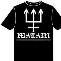 Watain Logo T-Shirt