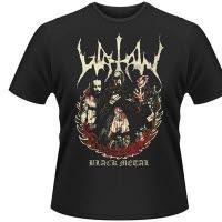 Watain Vintage Fire T-Shirt