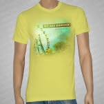 We Are Danger Existence Yellow T-Shirt
