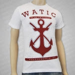 We Are The In Crowd Anchor White T-Shirt