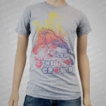 We Are The In Crowd Bird Heather Gray T-Shirt