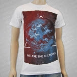 We Are The In Crowd Earth White T-Shirt