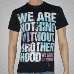 We Came As Romans Brotherhood Black T-Shirt