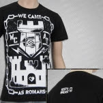 We Came As Romans Castle Black T-Shirt