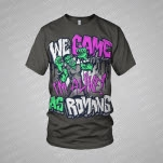 We Came As Romans Frankenstein Charcoal T-Shirt