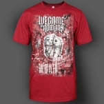 We Came As Romans Heart Red T-Shirt