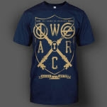 We Came As Romans Never Let Me Go Navy T-Shirt
