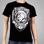 We Came As Romans Seal Black T-Shirt